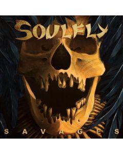 SOULFLY - Savages - 2LP (Black)