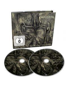 SEPULTURA - The mediator between head ... - CD + DVD DIGI