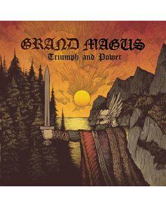 GRAND MAGUS - Triumph and Power - LP (black)