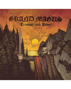 GRAND MAGUS - Triumph and Power - CD