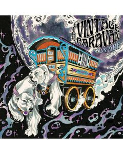 THE VINTAGE CARAVAN - Voyage - 2LP (Black)