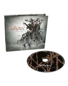 MAYAN - Antagonise - CD - DIGI