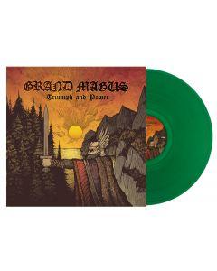 GRAND MAGUS - Triumph and Power - LP (green)