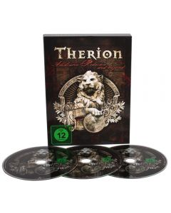 THERION - Adulruna rediviva and beyond - 3DVD DIGI BOOK