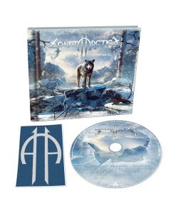 SONATA ARCTICA - Pariahs Child - CD - DIGI plus Patch