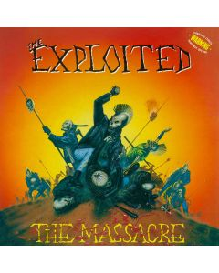 THE EXPLOITED - The Massacre (Special Edt.) - 2LP (black)