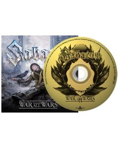 SABATON - The war to end all wars - German Supporter Edt. - CD