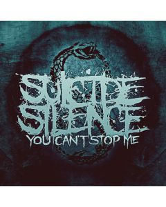 SUICIDE SILENCE - You Can´t stop me - CD -  DIGI plus DVD