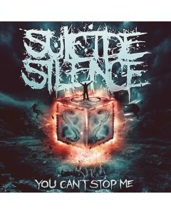 SUICIDE SILENCE - You Can´t stop me - CD