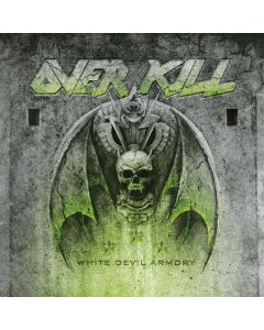 OVERKILL - White Devil Armory - CD