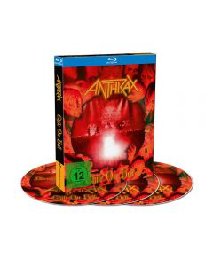 ANTHRAX - Chile on Hell - BluRay - DIGI plus 2CD