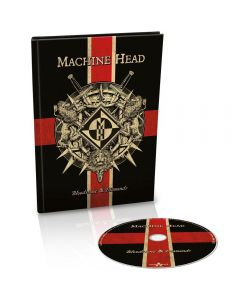 MACHINE HEAD - Bloodstone & Diamonds - CD - DIGIBOOK