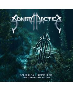 SONATA ARCTICA - Ecliptica - Revisited: 15th Anniversary Edition - CD