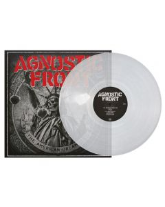 AGNOSTIC FRONT - The American Dream Died - LP (Clear)