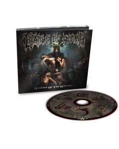 CRADLE OF FILTH - Hammer of the Witches - CD - DIGI