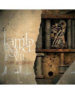 LAMB OF GOD - VII: Sturm & Drang - CD