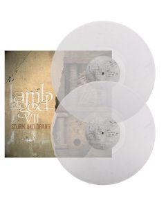 LAMB OF GOD - VII: Sturm & Drang - 2LP (Clear)