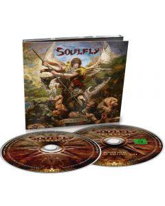 SOULFLY - Archangel - CD - DIGI plus DVD