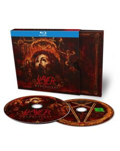 SLAYER - Repentless - CD - DIGI plus BluRay