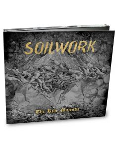 SOILWORK - The ride Majestic - CD - DIGI