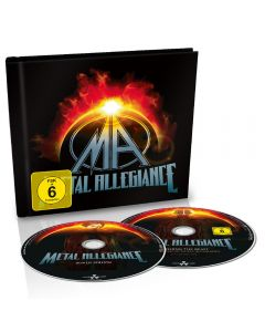 METAL ALLEGIANCE - Metal allegiance - CD - DIGIBOOK