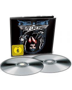 ENFORCER - Live by Fire - DIGI DVD plus CD