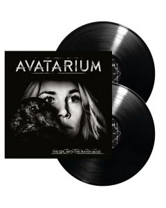 AVATARIUM - The Girl with the Raven Mask - 2LP (Black)