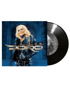 "DORO - Love's gone to hell - 7"" Single (Black)"