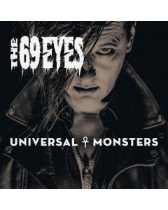 THE 69 EYES - Universal Monsters - CD