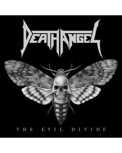 DEATH ANGEL - The Evil Divide - CD