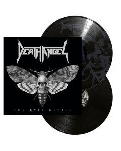 DEATH ANGEL - The Evil Divide - 2LP (Black)