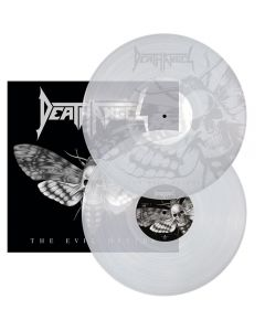 DEATH ANGEL - The Evil Divide - 2LP (Clear)