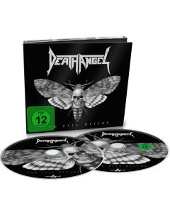 DEATH ANGEL - The Evil Divide - CD DIGI plus DVD