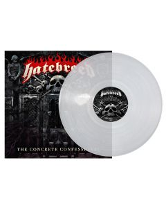 HATEBREED - The Concrete Confessional - LP (Clear)
