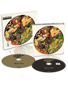 BLUES PILLS - Lady in Gold - CD DIGI plus DVD