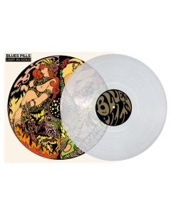 BLUES PILLS - Lady in Gold - LP (Clear)