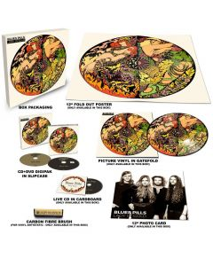 BLUES PILLS - Lady in Gold - BOXSET