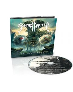 SONATA ARCTICA - The Ninth Hour - CD - DIGI