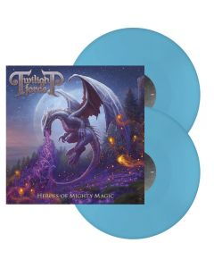 TWILIGHT FORCE - Heroes of Mighty Magic - 2LP (Light Blue)