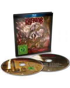 KREATOR - Gods of Violence - CD - DIGIBOOK (BluRay)