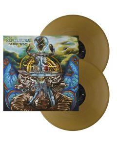 SEPULTURA - Machine messiah - 2LP (Gold)