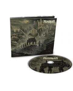 MEMORIAM - For the Fallen - CD - DIGI