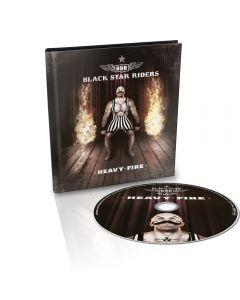 BLACK STAR RIDERS - Heavy Fire - CD - DIGIBOOK