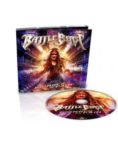 BATTLE BEAST - Bringer of Pain - CD - DIGI