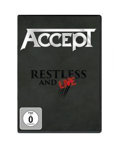 ACCEPT - Restless & Wild - DVD