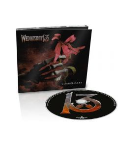 WEDNESDAY 13 - Condolences - CD - DIGI