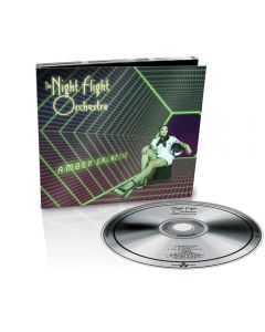 THE NIGHT FLIGHT ORCHESTRA - Amber Galactic - CD - DIGI