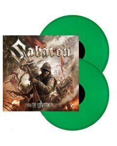 SABATON - The Last Stand - 2LP (Green)