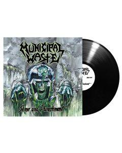 MUNICIPAL WASTE - Slime and Punishment - LP (Black)
