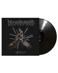DECAPITATED - Anticult - LP (Black)